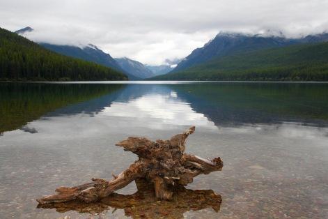 Bowman Lake, Glacier Park Montana
