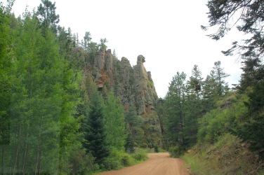 Phantom Canyon, Colorado