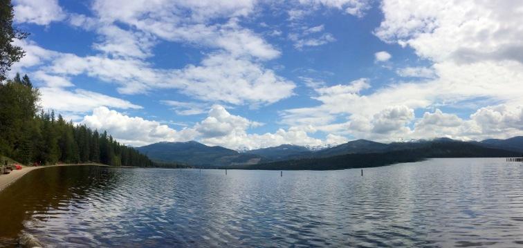 Blue Bays at Priest Lake