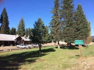 Nordman Resort, Nordman Idaho