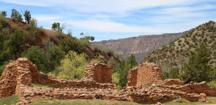 14th century Giusewa Pueblo