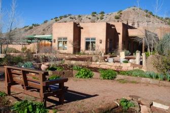 Ojo Caliente Spa, New Mexico