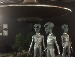 Roswell Museum, New Mexico