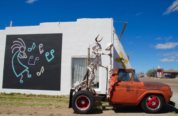 Tucumcari Route 66, New Mexico
